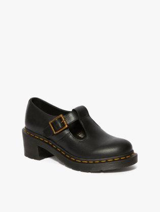 Sophia Women's Leather Heeled Mary Jane Shoes1