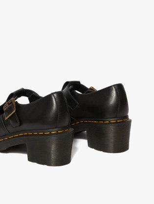 Sophia Women's Leather Heeled Mary Jane Shoes2