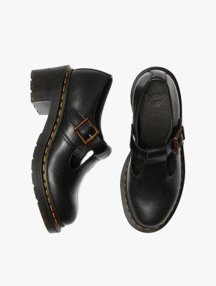 Sophia Women's Leather Heeled Mary Jane Shoes3