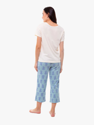 Pure Cotton Short Sleeve Pyjama Set3