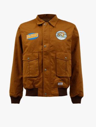 Jackhammer Patrol Flight Jacket Medallion0