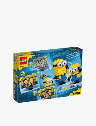 LEGO Minions Brick-built Minions and their Lair - 755511