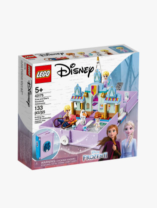Anna and Elsa's Storybook Adventures0