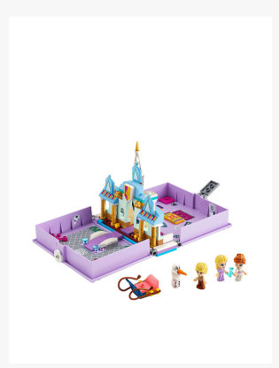 Anna and Elsa's Storybook Adventures2