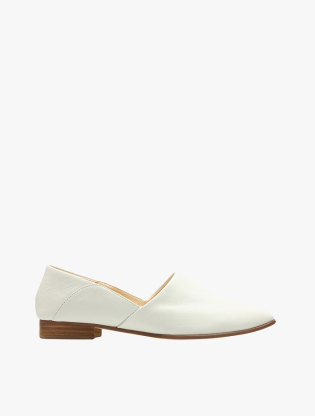 Pure Tone (W) White Leather0