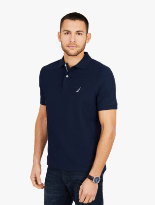 Classic Fit Performance Polo0