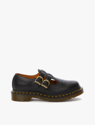 8065 Mary Jane Smooth Leather Shoes0