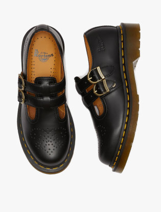 8065 Mary Jane Smooth Leather Shoes3