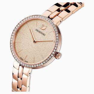 Cosmopolitan Watch, Metal Bracelet, Pink, Rose-Gold Tone Pvd3
