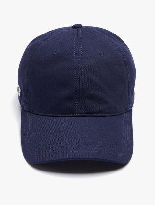 Men's Contrast Strap Cotton Cap1