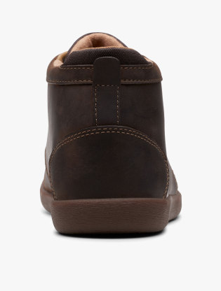 Clarks Un Lisbon Up Men Boots - Brown5