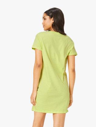 Pure Cotton Mini T-Shirt Dress1