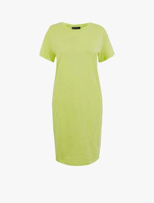 Pure Cotton Mini T-Shirt Dress2