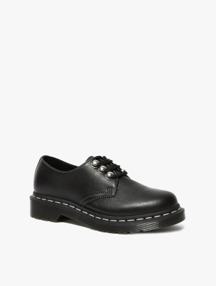 1461 Women's Hardware Leather Oxford Shoes1