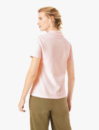 Pure Cotton Polo Shirt1