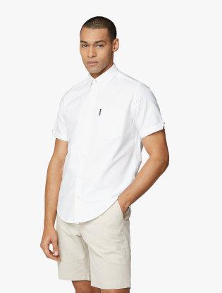 Short Sleeve Signature Oxford Shirt0