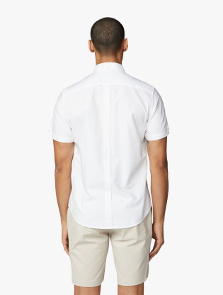 Short Sleeve Signature Oxford Shirt1