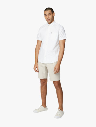 Short Sleeve Signature Oxford Shirt2