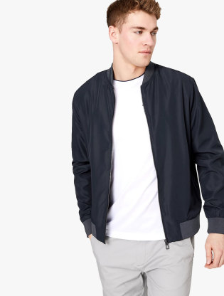 Bomber Jacket with Stormwear0