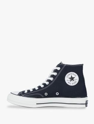Converse CHUCK 70 HI Unisex Sneakers Shoes - Black1