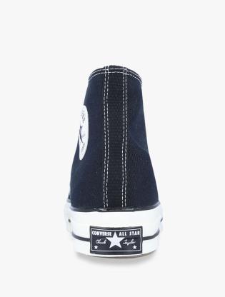 Converse CHUCK 70 HI Unisex Sneakers Shoes - Black3