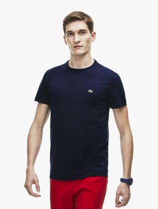 Men's Crew Neck Pima Cotton Jersey T-shirt0