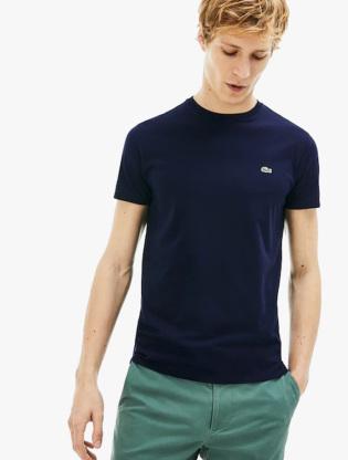 Men's Crew Neck Pima Cotton Jersey T-shirt3