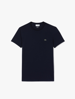 Men's Crew Neck Pima Cotton Jersey T-shirt2