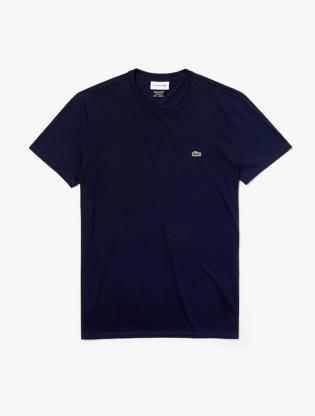 Men's Crew Neck Pima Cotton Jersey T-shirt5